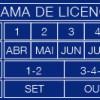 Cronograma de Licenciamento